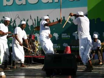 Das sechste Festival Sauti za Busara ist Geschichte