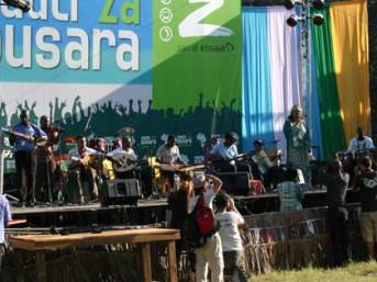 Festival Sauti za Busara, Sansibar, Tanzania