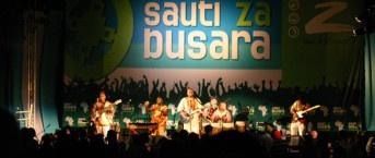Sauti za Busara – die Töne