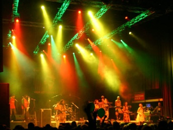 20. Afro-Pfingsten Festival Winterthur – der Reggae-Abend