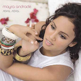 Mayra Andrade CD Cover
