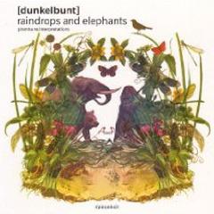 dunkelbunt – raindrops and elephants