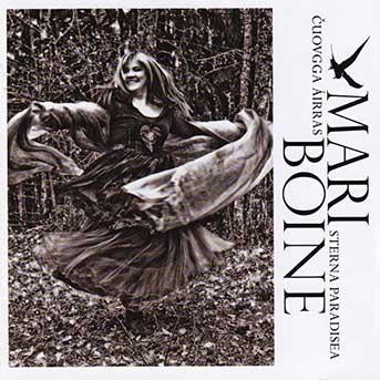 Mari Boine – Sterna Paradisea (Čuovgga Áirras)