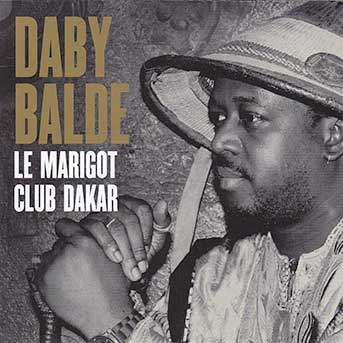 Daby Balde CD Cover