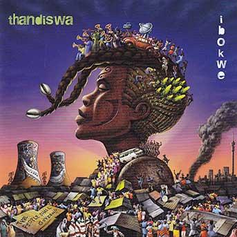 Thanidswa Mazwai ibokwe