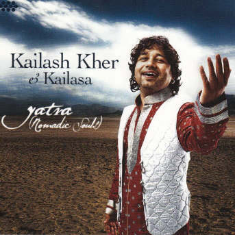 Kailash Kher Nomadic Soul Cover
