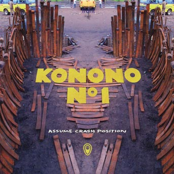 Konono No1 Cd Cover