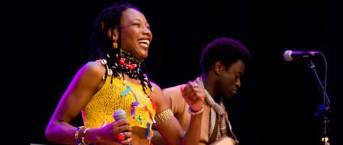 Fatoumata Diawara Afropfingsten 2010