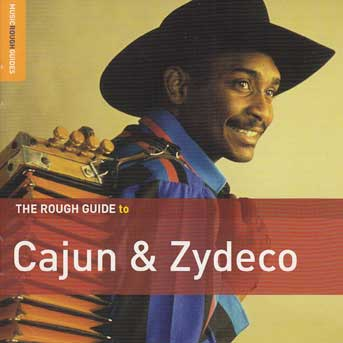 rough guide to cajun and zydeco