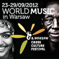 Cross Culture Festival Warschau, 23.-29. September 2012