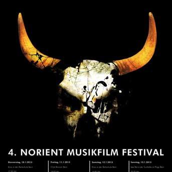 4. Norient Musikfilm Festival Bern 10.- 14.1.2013
