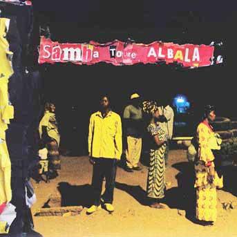 Samba Touré – Albala