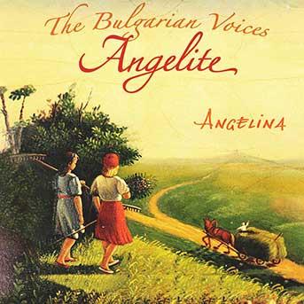 Angelite – Angelina