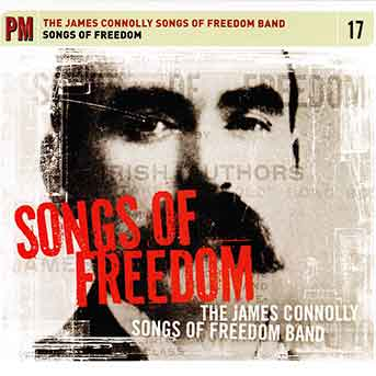 The James Connolly Songs Of Freedom Band – Songs Of Freedom