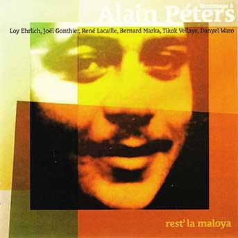 Hommage à Alain Peter's – Rest la Maloya