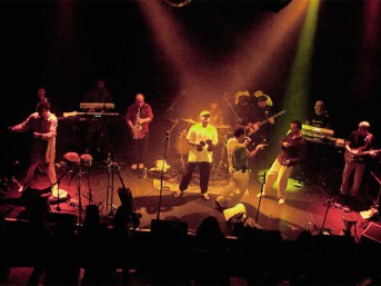 ONB live at the Moods, Zuerich