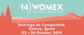 WOMEX 2014 in Santiago de Compostela