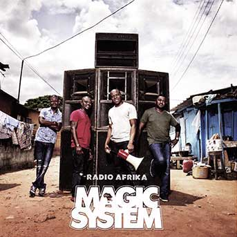 Magic System – Radio Afrika