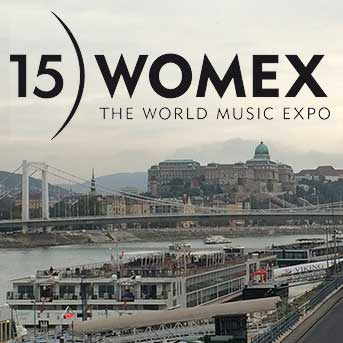 WOMEX Opening 2015 als Livestream