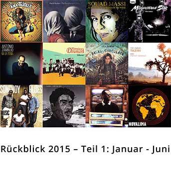 2015 im Rückspiegel – Teil 1