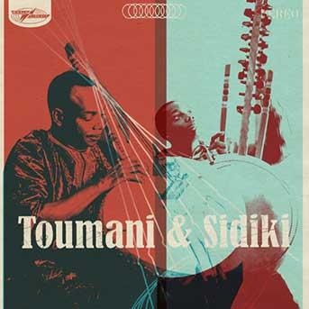 Toumani Diabaté & Sidiki Diabaté – Toumani & Sidiki