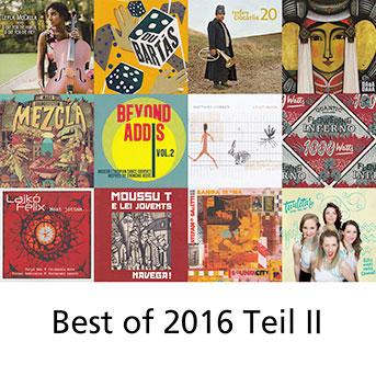 Best of 2016 – Teil II