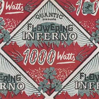 Flowering Inferno – 1000 Watts