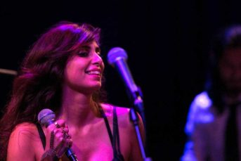 yasmine Hamdan am Transmundial 2014