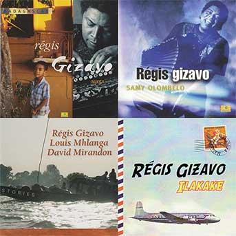 Playlist 17-29 Régis Gizavo