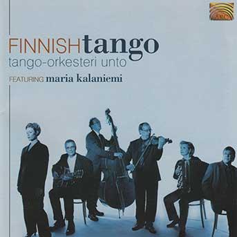 Tango-Orkestri Unto feat. Maria Kalaniemi – Finnish Tango
