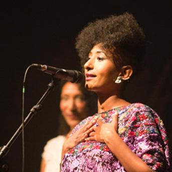 Alsarah & The Nubatones – Songs schreiben in der Diaspora