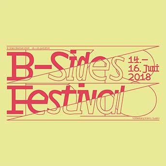 B-Sides Festival Sonnenberg/Kriens – 14.-16. Juni