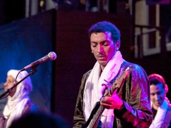 bombino live at WOMEX 2011