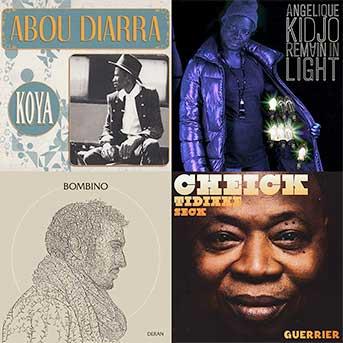 Eine afrikanische Playlist 18-29