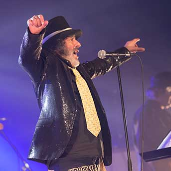 rachid taha live at Babel Med 2017
