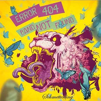error 404 band not found