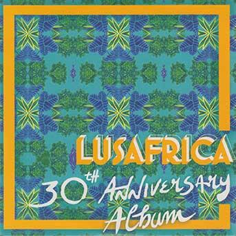 lusafrica 30th anniversary album