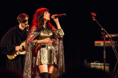 Gaye Su Akyol live at Sternen Buempliz