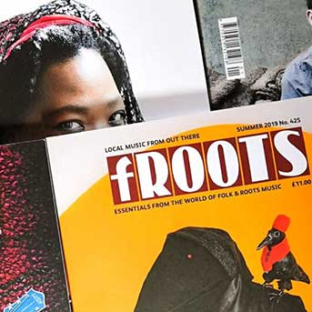fRoots Ende