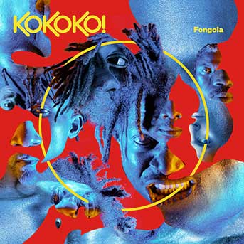 Kokoko cd cover