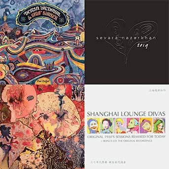 Playlist 19-36 Asia