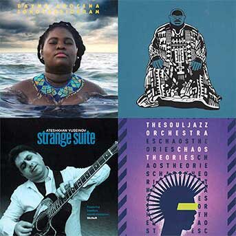 Playlist 19-44 Jazzy News