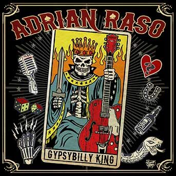 Adrian Raso Gypsaybilly King