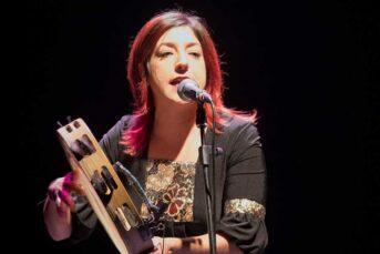 Maria Mazzotta live in Lecce