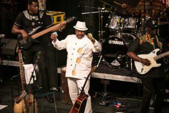 Mory Kanté live Afropfingsten