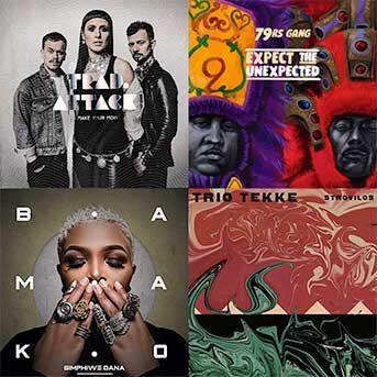 Playlist no labels