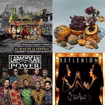 Playlist 20-31 South America