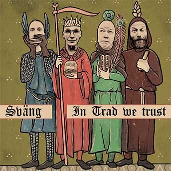 Sväng In Trad We Trust cover