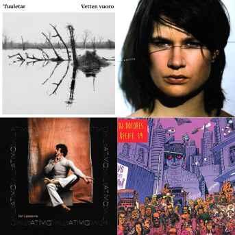 Playlist 21-02 Kreuz und quer