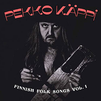 pekko-käppi-finnish-folk-songs-cd-cover
